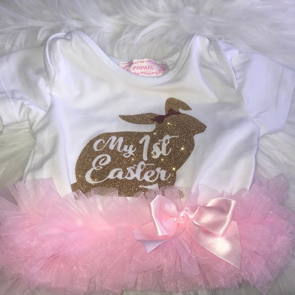 2d9c0d60e One Pieces | Babys First Easter Outfit | Poshmark